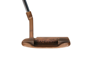 Scotty Cameron BBC Billet Block Copper 35""