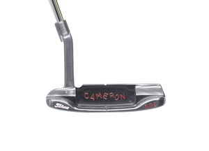 Scotty Cameron Circle T 009 Black 34""