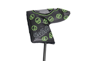 "Swag Golf Savage Too Lime Mallet 35"" (NAKED!)"