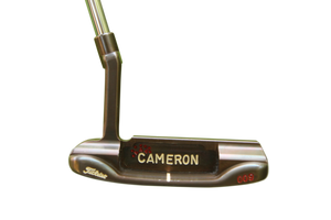 Scotty Cameron Circle T 009 Oil Can 35""