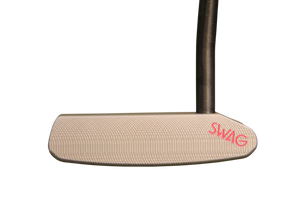 Swag Golf Savage Too Pink Mallet 35""