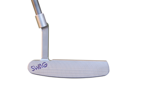 Left Hand Swag Golf Handsome One Purple 35""