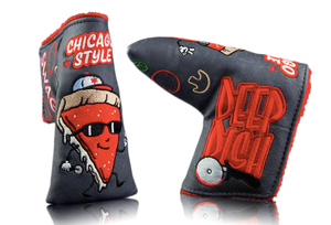 Swag Golf Deep Dish Chicago Style Headcover
