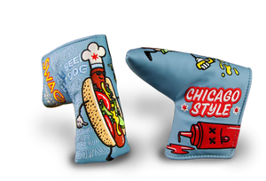 Swag Golf Chicago Style Headcover