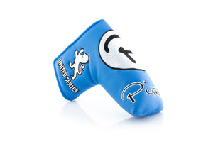 Limited Edition Piretti Circle P Blue Headcover