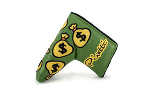 Limited Edition Piretti Money Bags Headcover