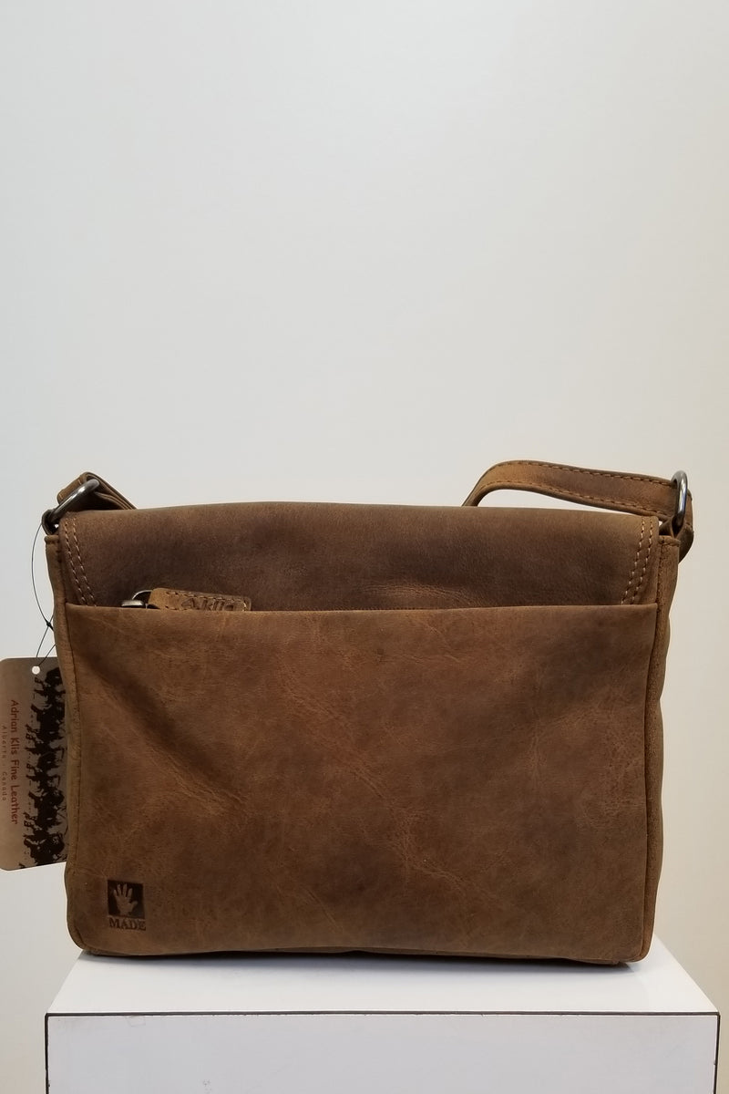 Adrian Klis Organizer Purse 2596, Buffalo Leather - Blue Sky Clothing Co