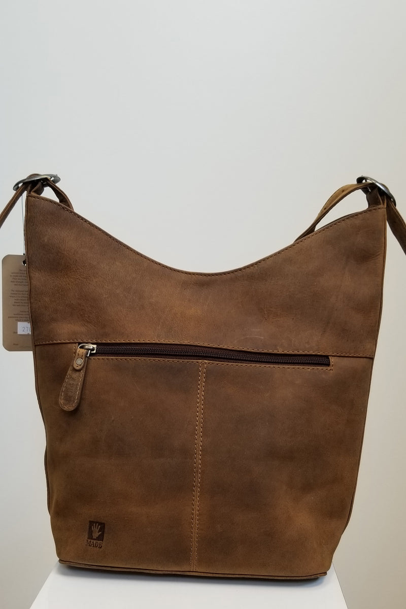 Adrian Klis Handbag 2787, Buffalo Leather - Blue Sky Clothing Co