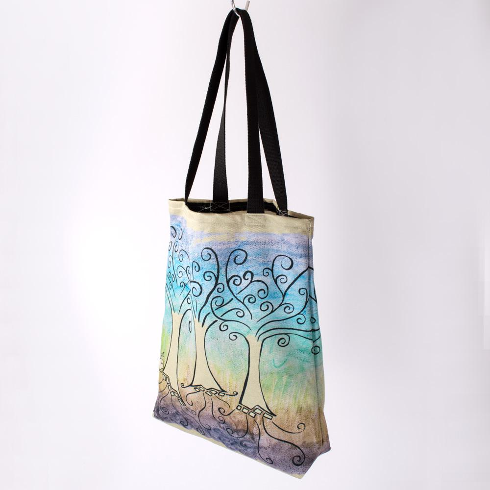 Artwork Totebag April 5th - Blue Sky Clothing Co