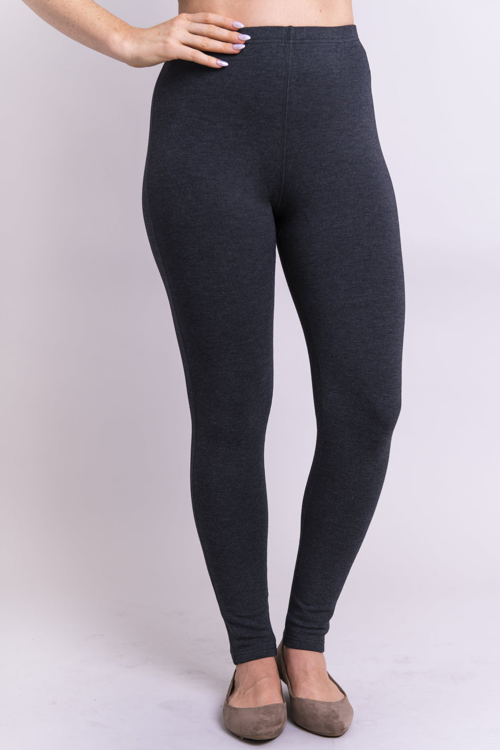 Bobbi Leggings, Granite