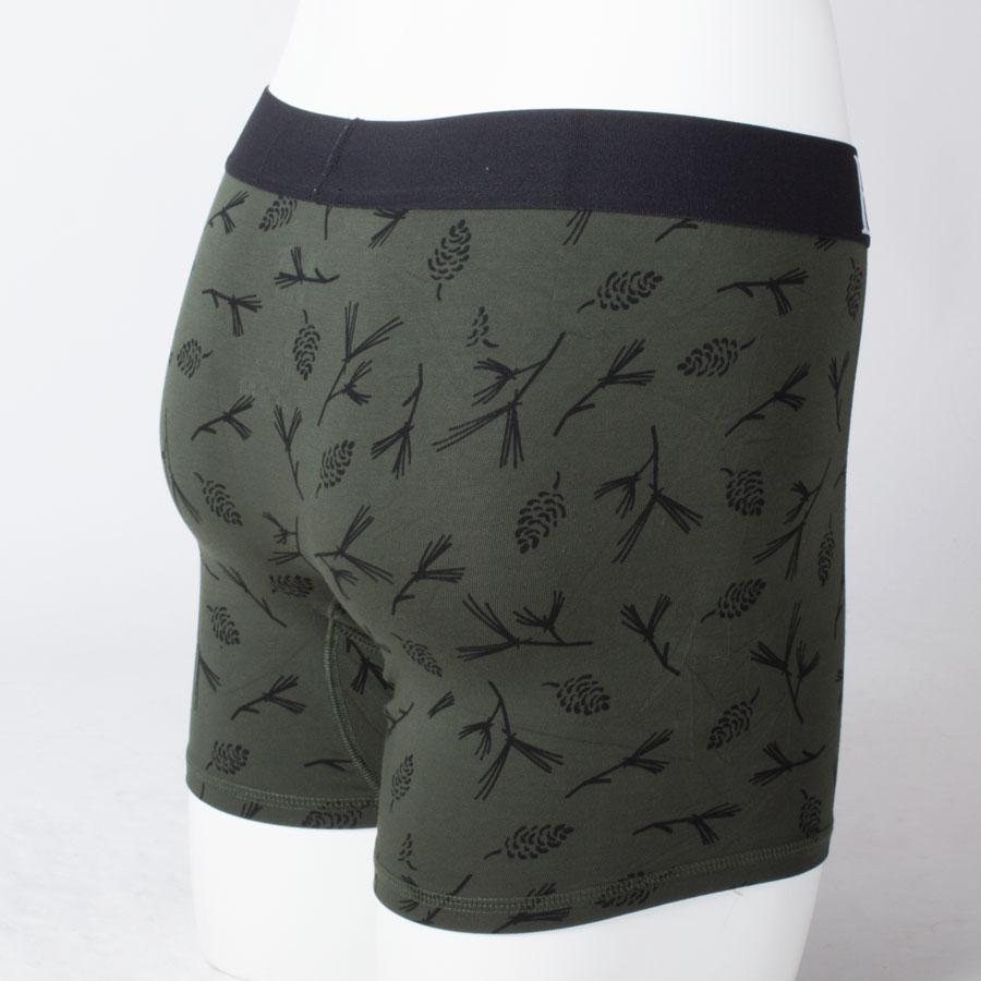 Boxer 2.0, Forest Pine, Bamboo - Blue Sky Clothing Co
