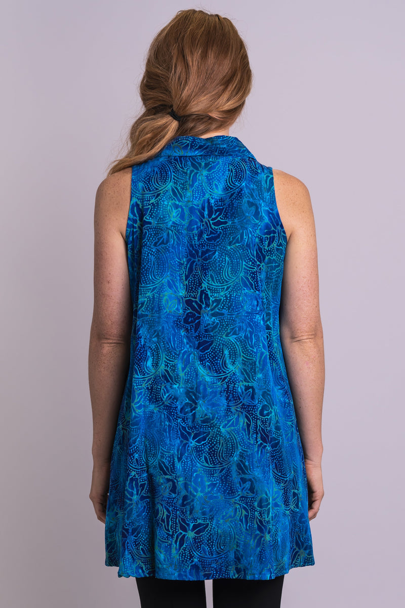 Cissy Top, Cobalt Mewah - Blue Sky Clothing Co