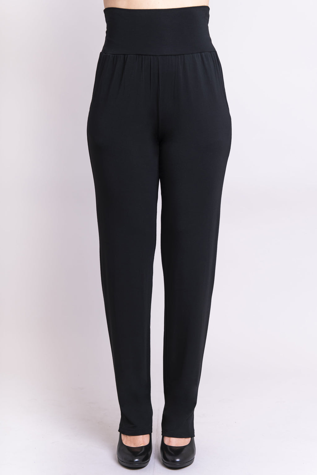 Clair Tall, Black, Bamboo - Blue Sky Clothing Co