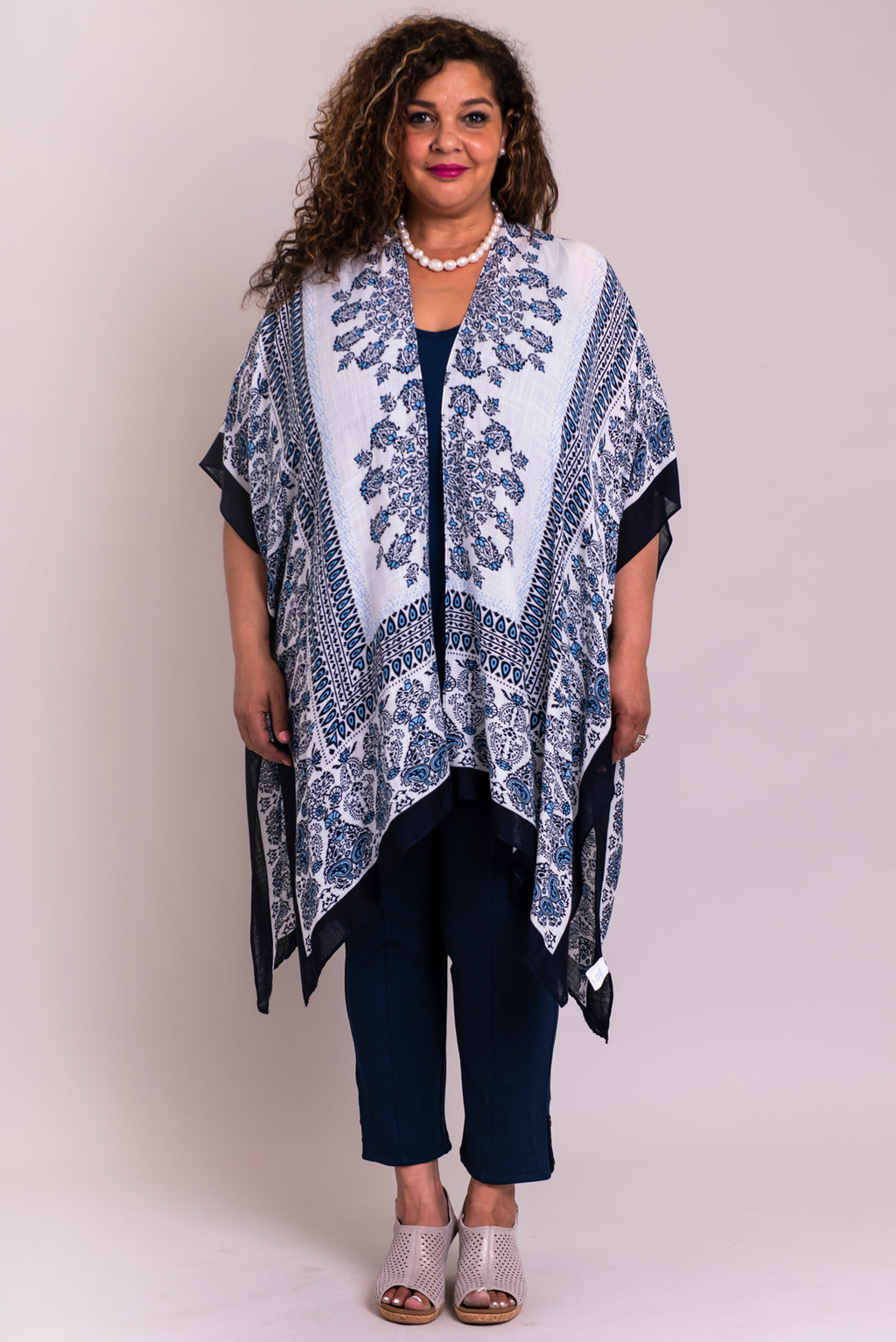 Darcy Coverup, Heritage, Viscose One Size