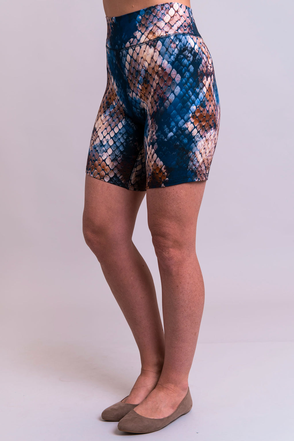 Hallie Undershorts, Snakeskin, Bamboo - Blue Sky Clothing Co