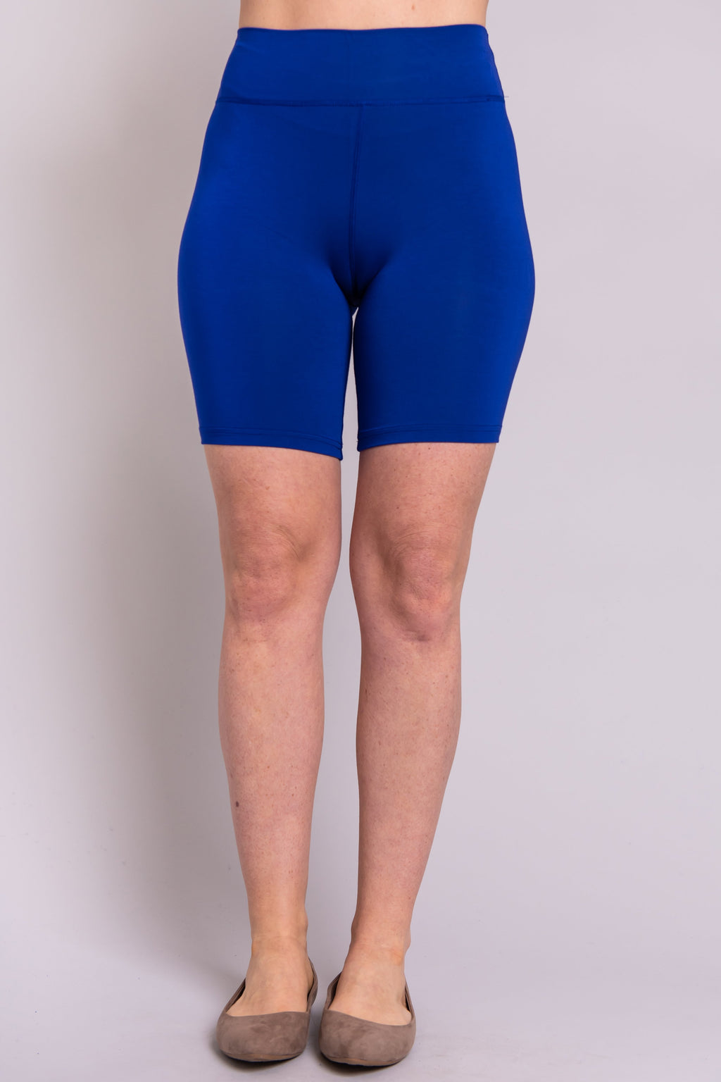 Hallie Shorts, Violet, Bamboo - Blue Sky Clothing Co