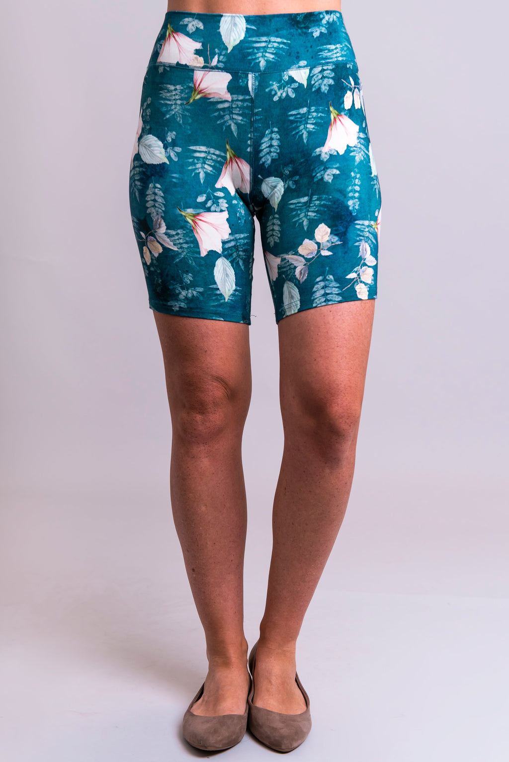 Hallie Undershorts, Water Lily, Bamboo