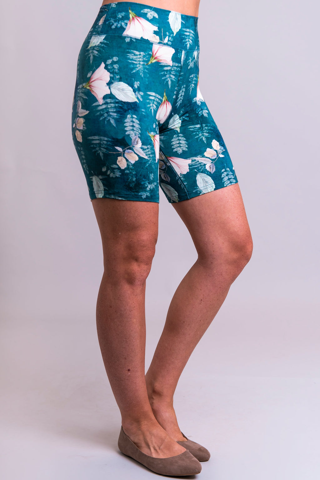 Hallie Undershorts, Water Lily, Bamboo - Blue Sky Clothing Co