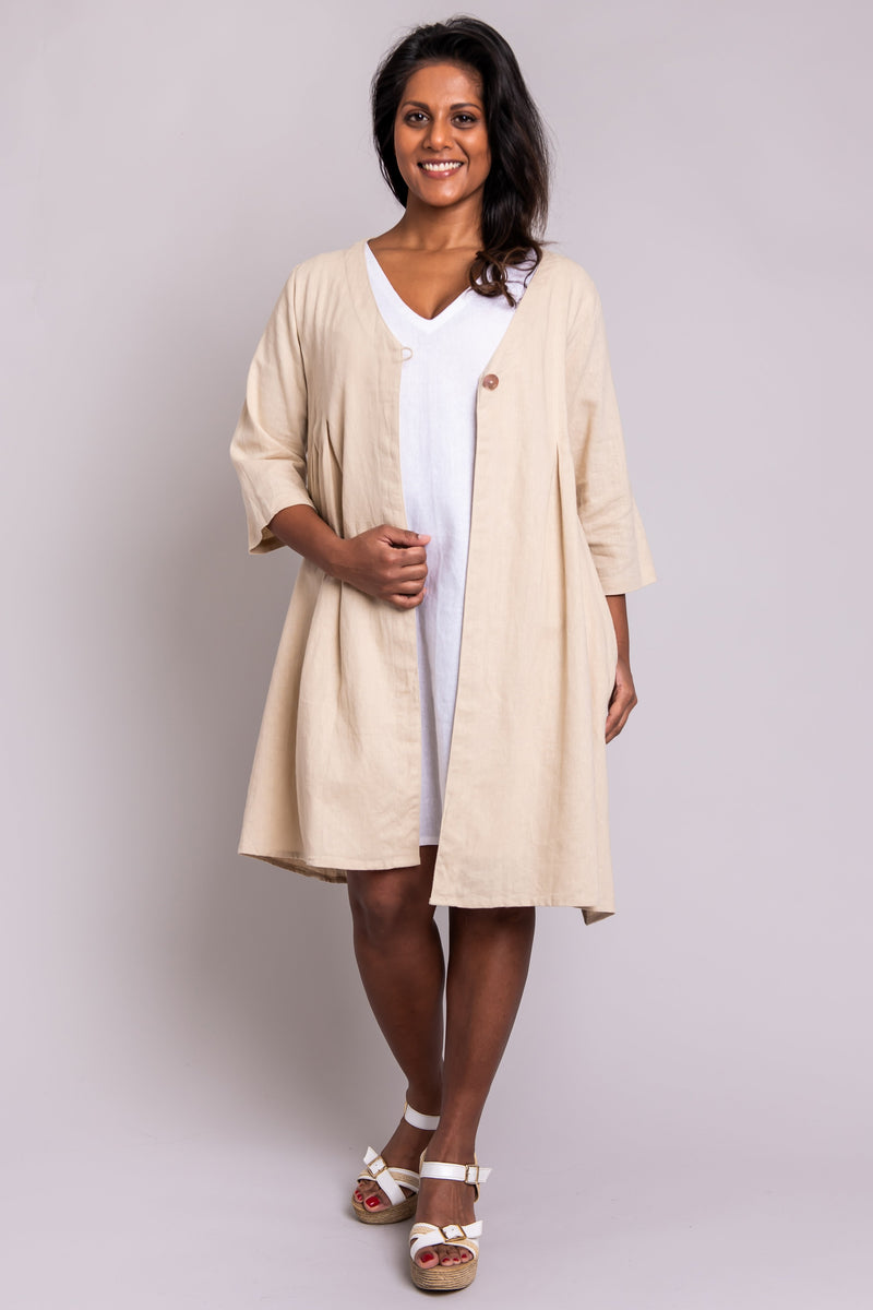 Kelly Jacket, Natural