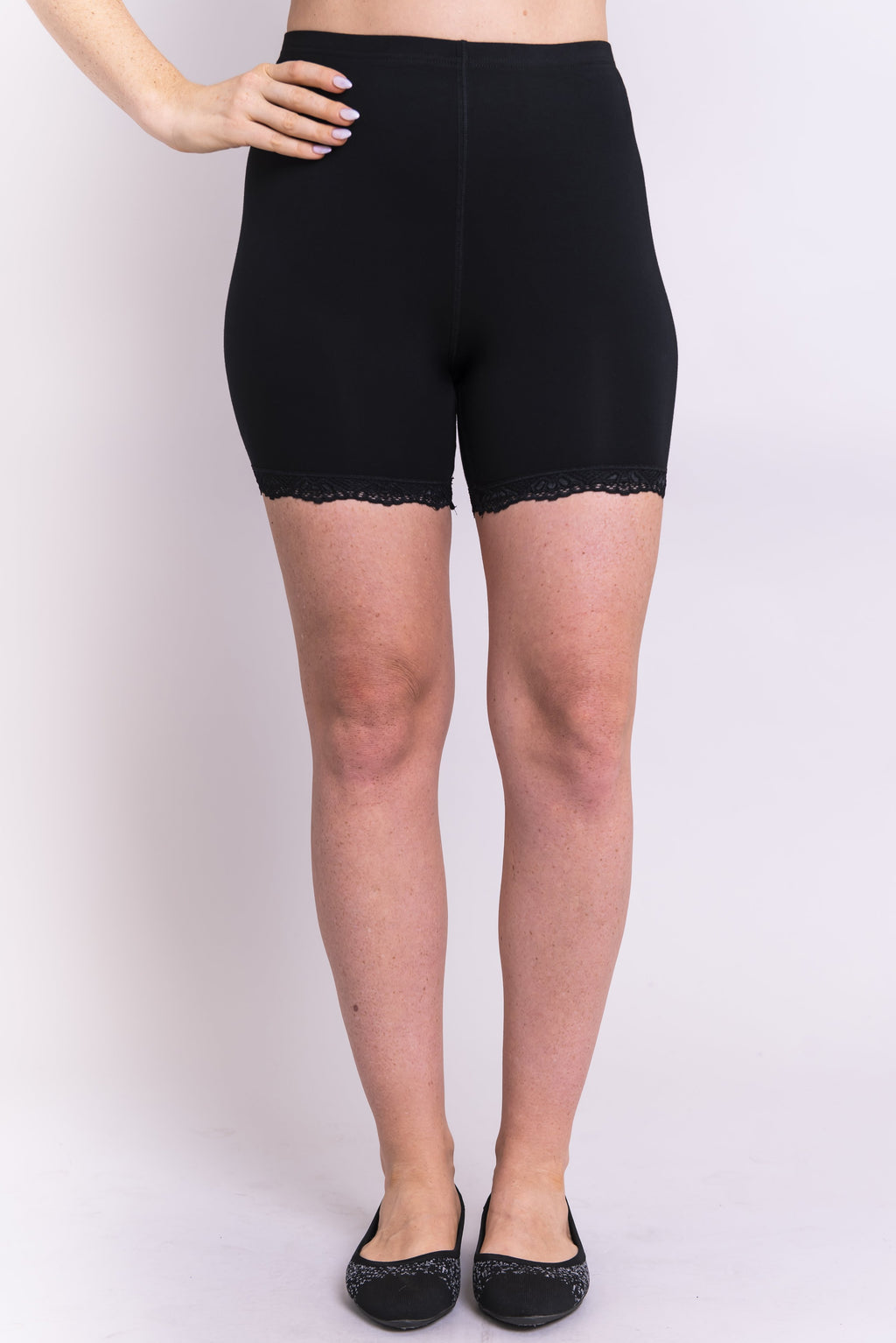 Kitty Undershorts, Black
