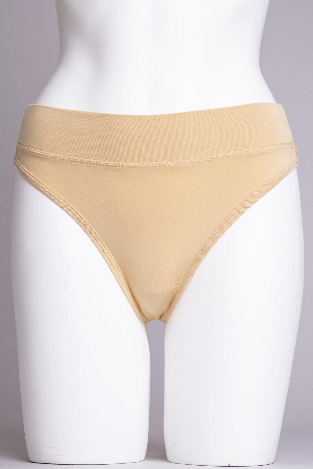 La Thong, Beige, Bamboo - Blue Sky Clothing Co