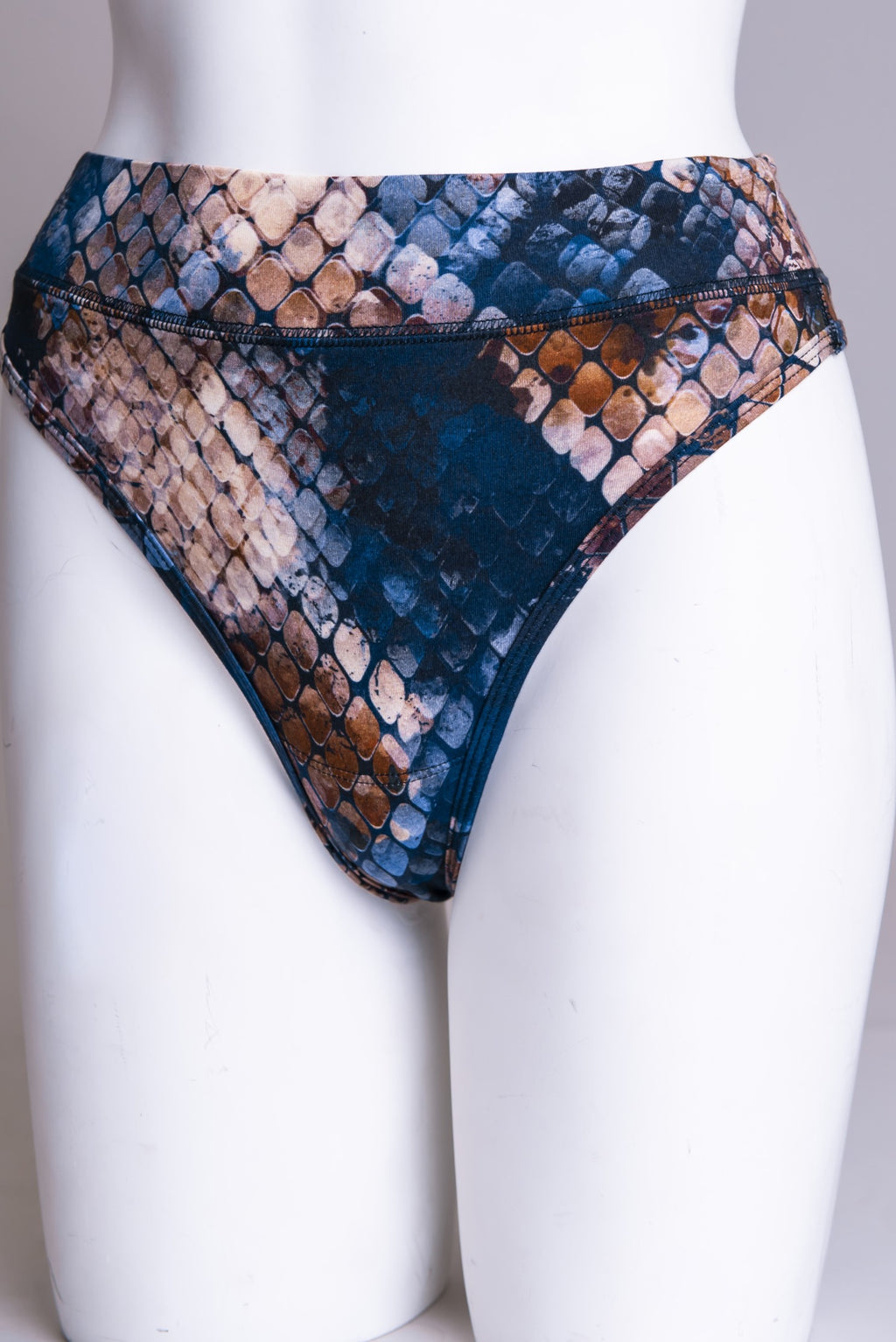 La Thong, Snakeskin, Bamboo - Blue Sky Clothing Co