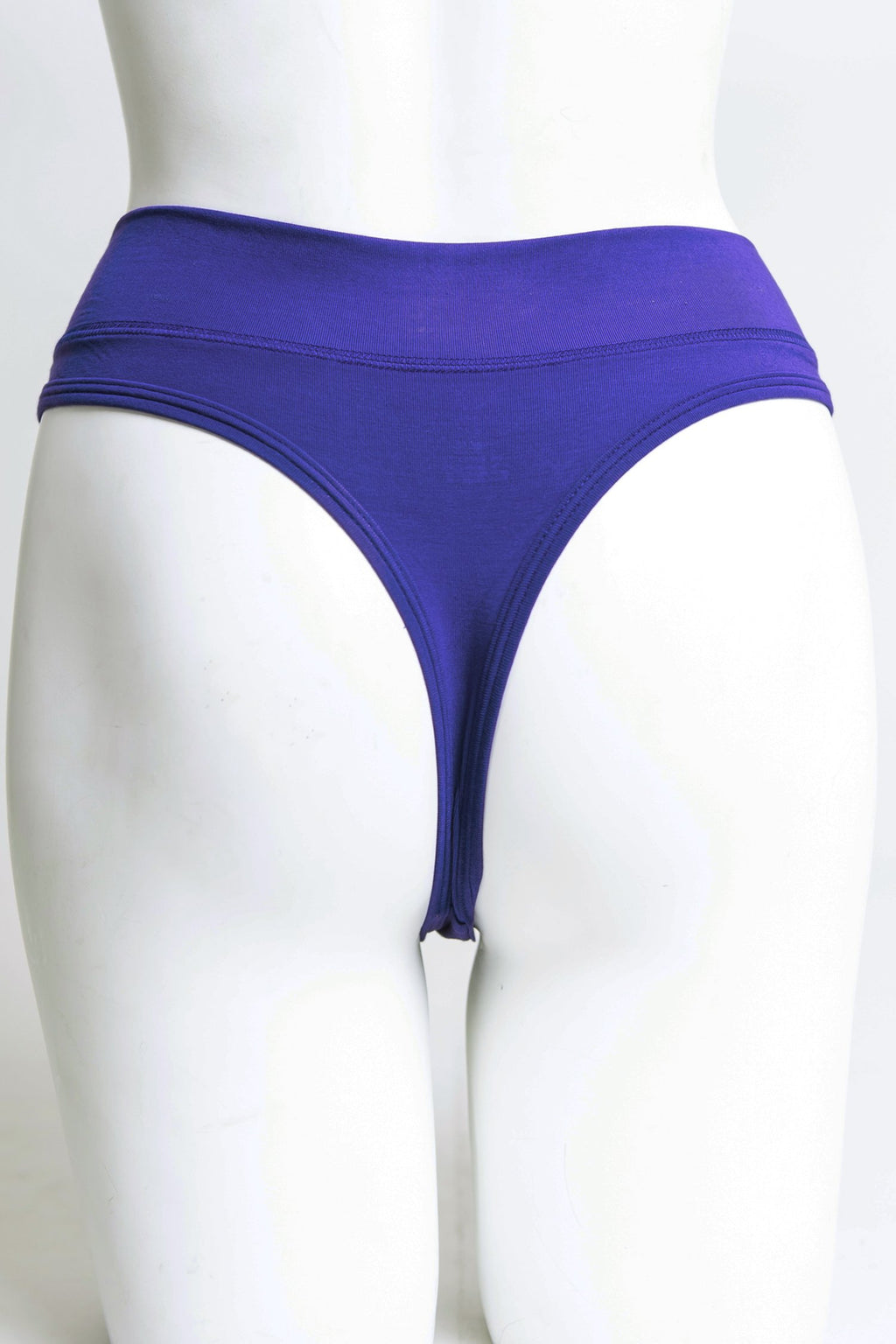 La Thong, Violet, Bamboo - Blue Sky Clothing Co