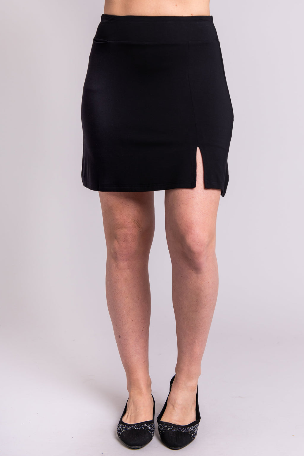 Melly Skort, Black