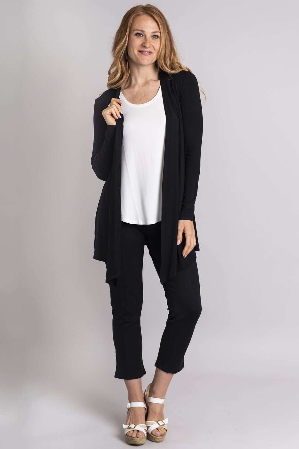 Opra Jacket, Black