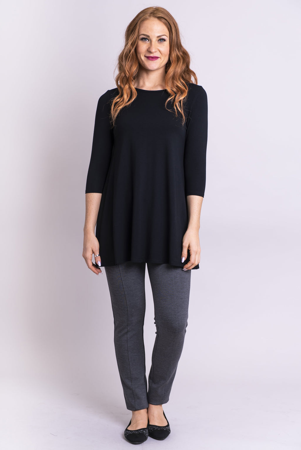 Perfect, Black, Bamboo - Blue Sky Clothing Co