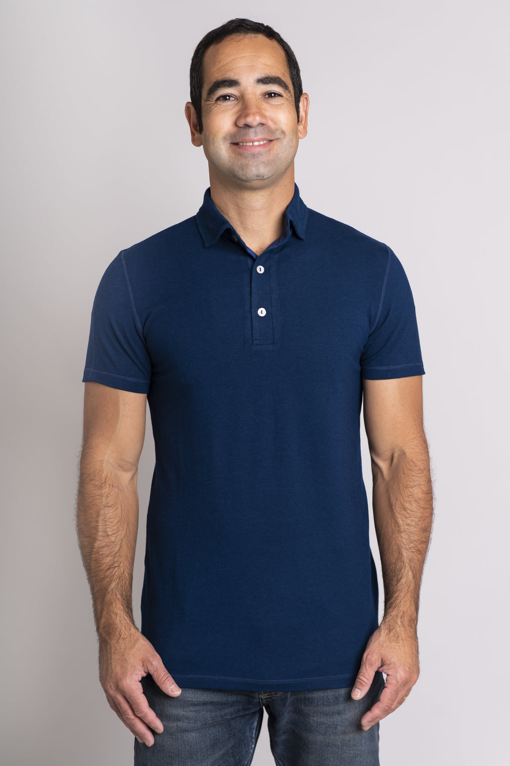 Phil Polo, Indigo, Bamboo - Blue Sky Clothing Co