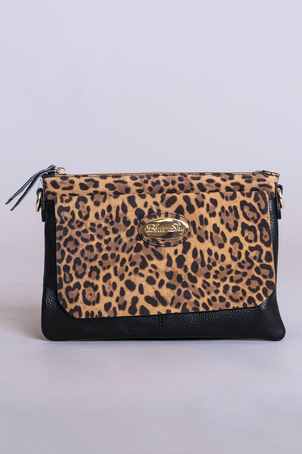 Raja Bag, Leopard - Blue Sky Clothing Co