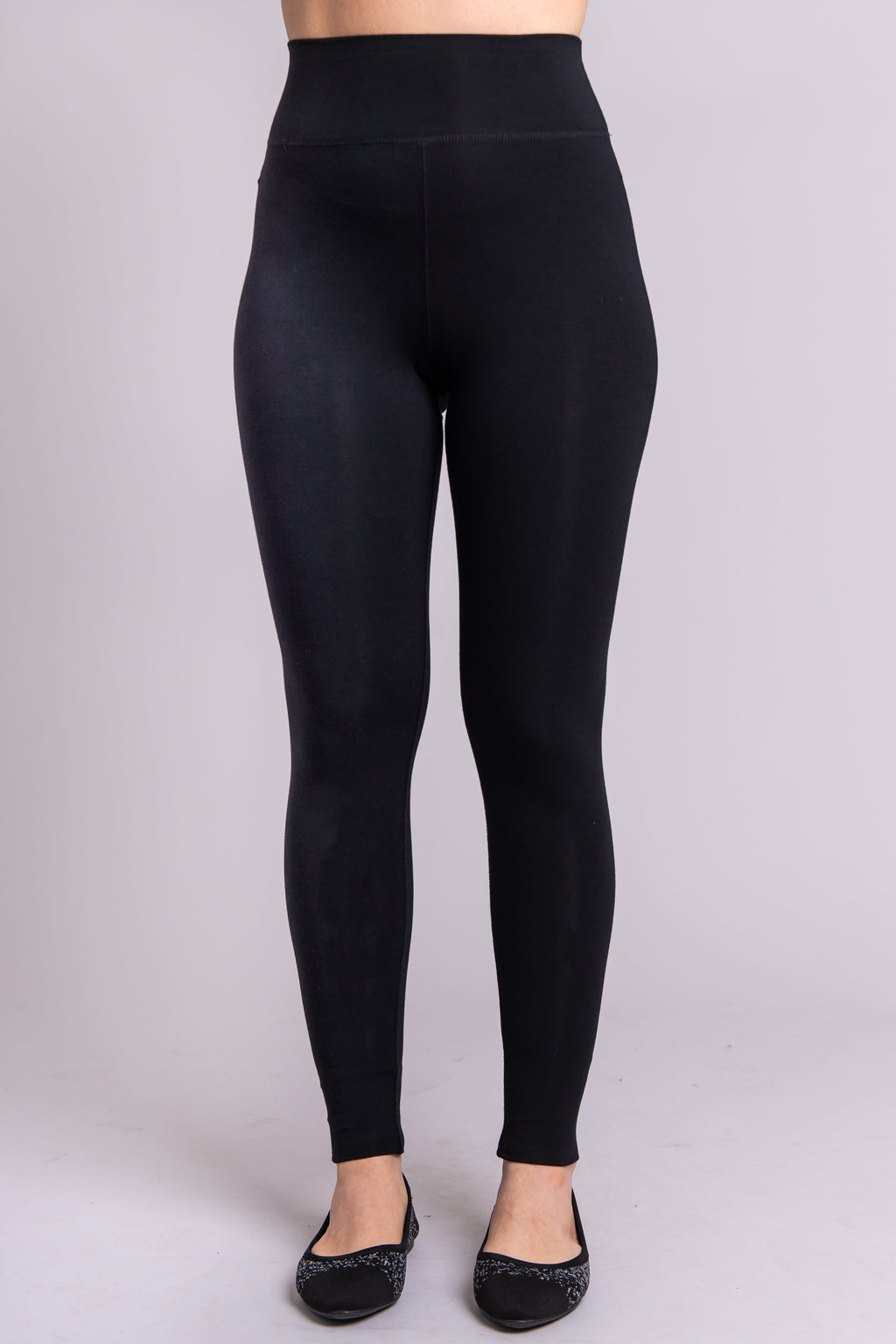 Riley Legging, Black, Bamboo Cotton - Blue Sky Clothing Co