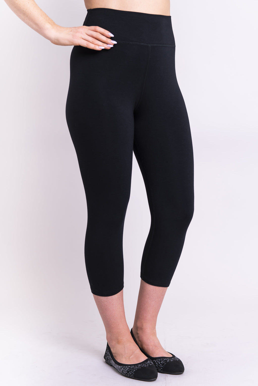 Riley Capri, Black