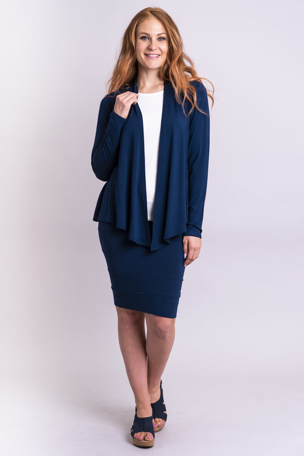 Snooky Jacket, Indigo