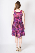 Sweet Sara Dress, Pink Summers - Blue Sky Clothing Co