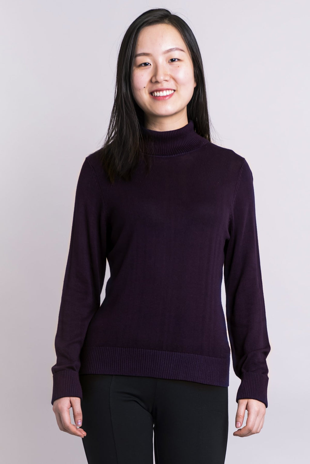 Taylor Sweater, Royale, Bamboo Cotton - Blue Sky Clothing Co