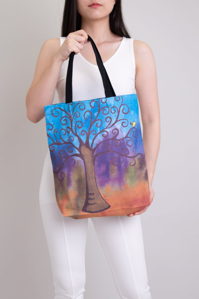Artwork Totebag Okanagan