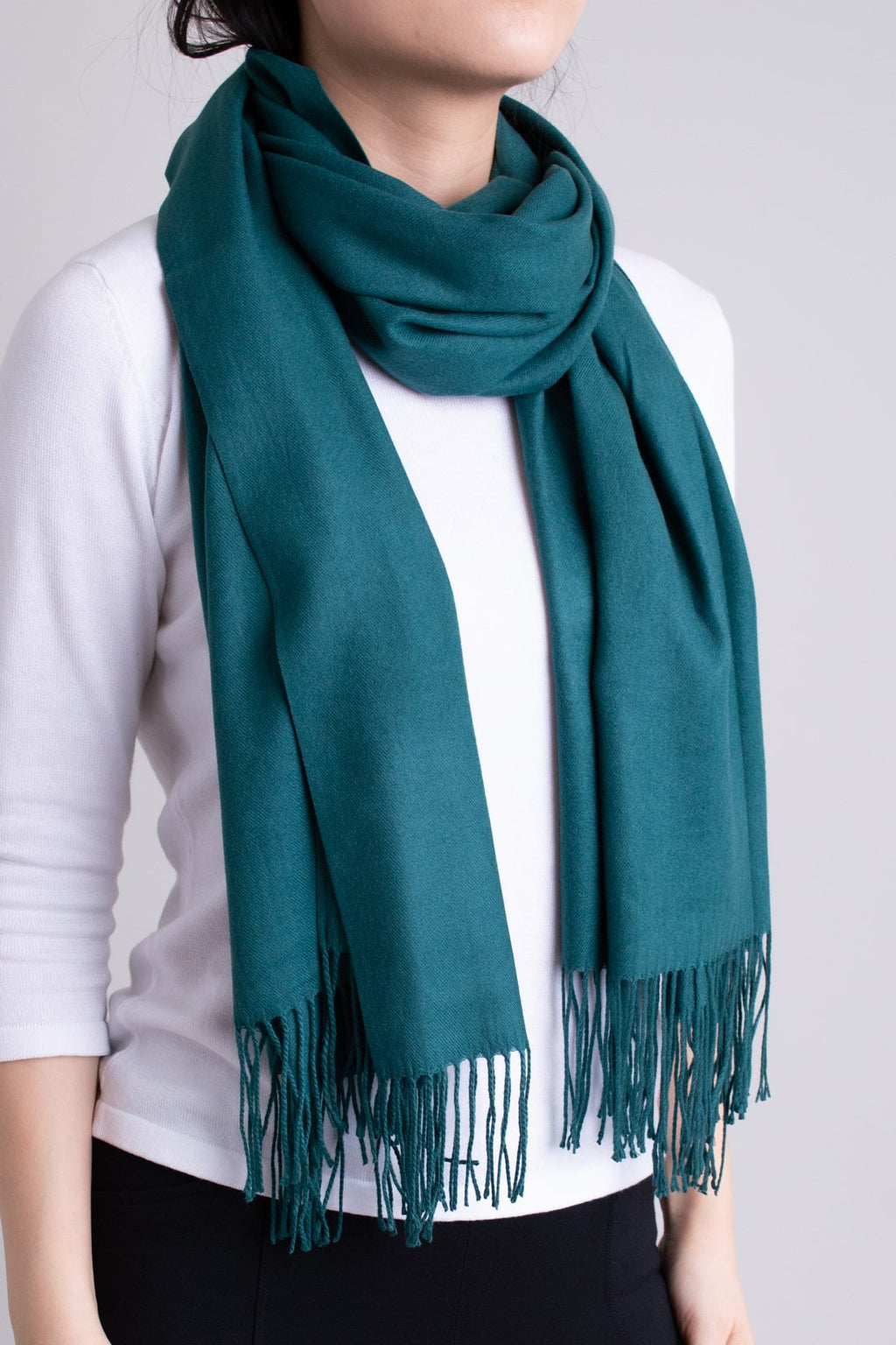 Cozy Scarf, Teal