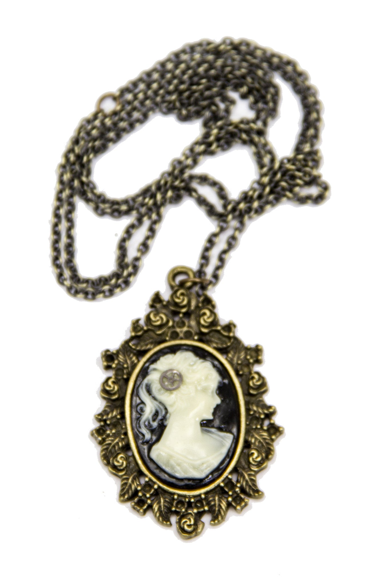 Cameo Necklace - Victorian
