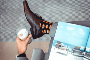 Kryptoez Monero Cryptocurrency Mens Socks