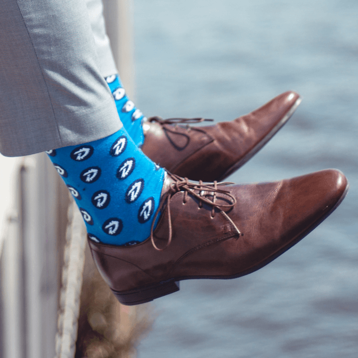 Kryptoez DigiByte Crypto Unisex Socks