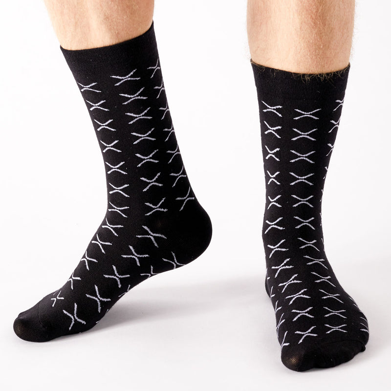 XRP (Ripple) Crew Fit Socks *NEW*