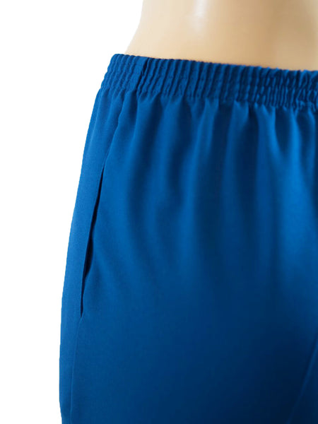 ROYAL BLUE PULL ON DRESS PANTS WHOLESALE PACK MADE IN USA LOG IN FOR PRICE