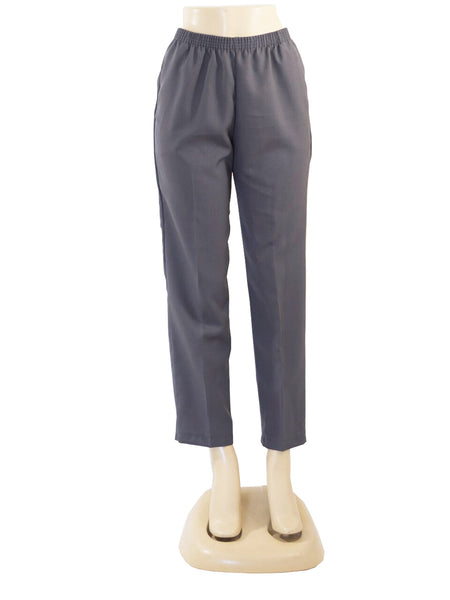 GREY PULL ON DRESS PANTS WHOLESALE PACK MADE IN USA LOG IN FOR PRICE