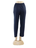 NAVY PULL ON DRESS PANTS WHOLESALE PACK MADE IN USA LOG IN FOR PRICE