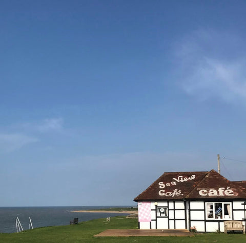Sea View Cafe in England