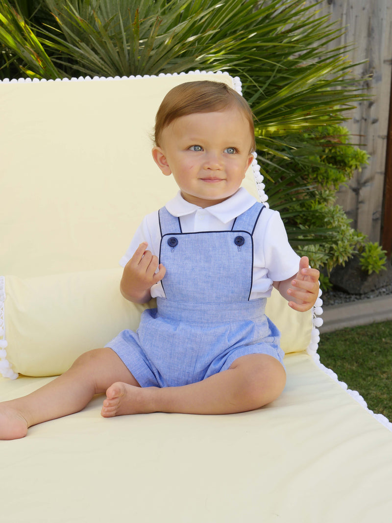 Chambray Dungaree
