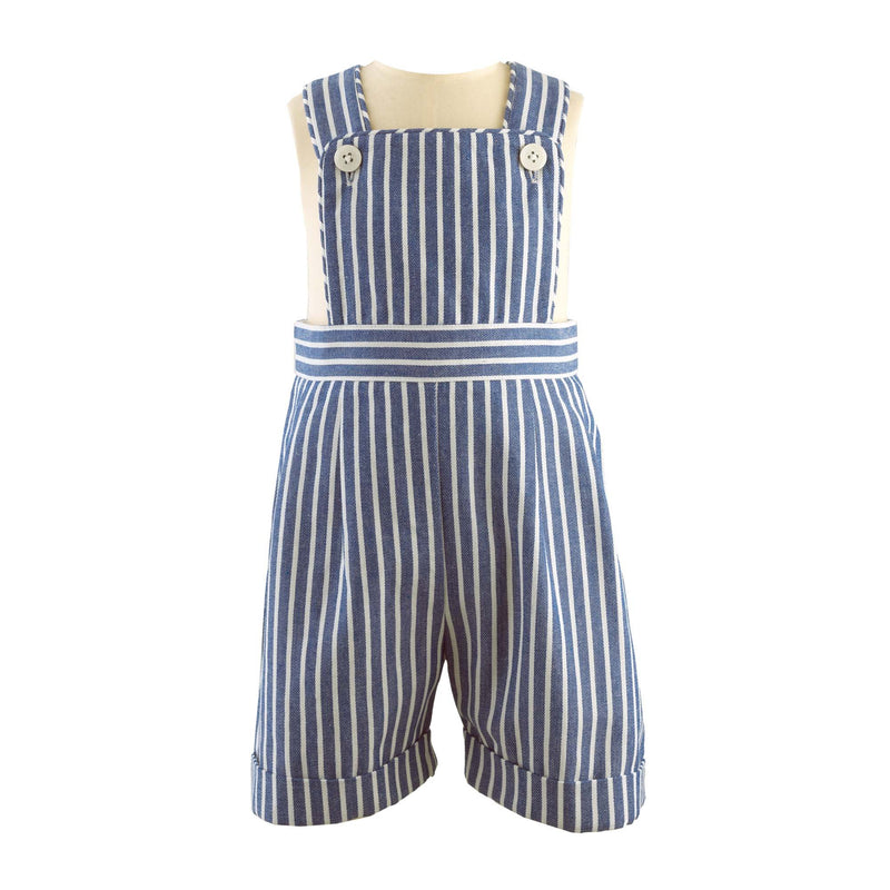 Striped Dungaree