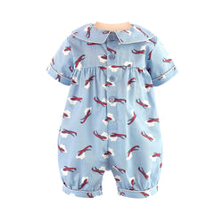 Airplane Babysuit